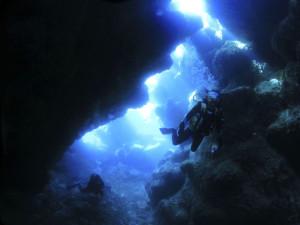 新田洞窟2